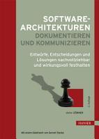 Softwarearchitekturen dokumentieren und kommunizieren PDF