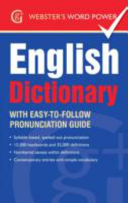 Webster's Word Power English Dictionary