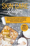 Skin Care Recipes PDF