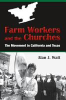 Farm Workers and the Churches PDF