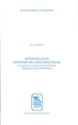 Intravascular Catheter related Infections PDF