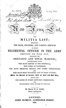 The New Army List  and Militia List PDF