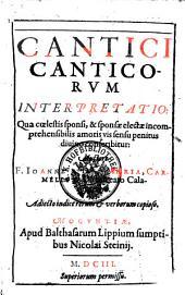 Cantici canticorum interpretatio