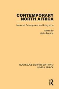 Contemporary North Africa PDF