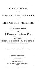 Eleven Years in the Rocky Mountains and Life on the Frontier PDF