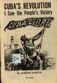 Cuba's Revolution: I Saw the People's Victory