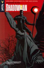 Shadowman Vol. 3: Deadside Blues TPB