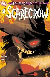 Joker's Asylum: Scarecrow #1