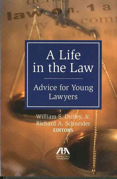 Download A Life in the Law Book