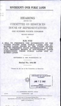 Sovereignty Over Public Lands PDF