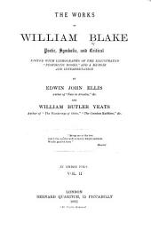 The Works of William Blake: Volume 2