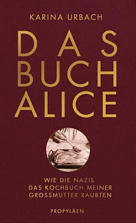 Das Buch Alice PDF