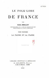 Le folklore de France