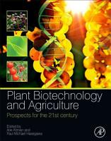 Plant Biotechnology and Agriculture PDF