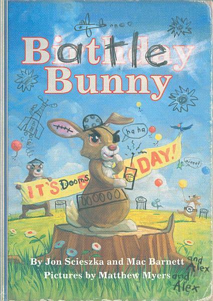Download Battle Bunny Book