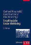 Enzyklop  die Erster Weltkrieg PDF