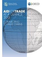 Aid for Trade at a Glance 2013 Connecting to Value Chains PDF