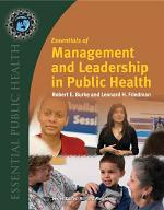 Essentials of Management and Leadership in Public Health