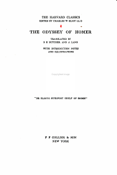 The Odyssey of Homer: Volume 22
