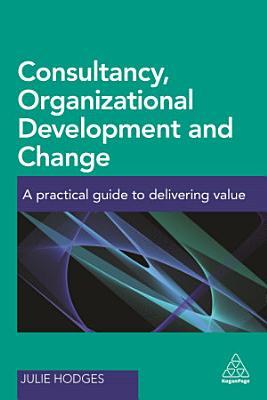 Consultancy  Organizational Development and Change