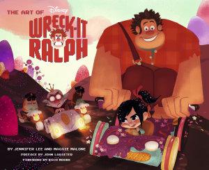 The Art of Wreck It Ralph Book