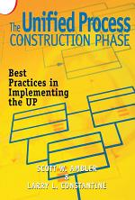 The Unified Process Construction Phase