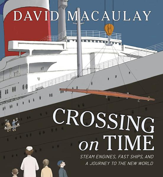 Download Crossing on Time Book