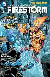 The Fury of Firestorm: The Nuclear Man (2011-) #19