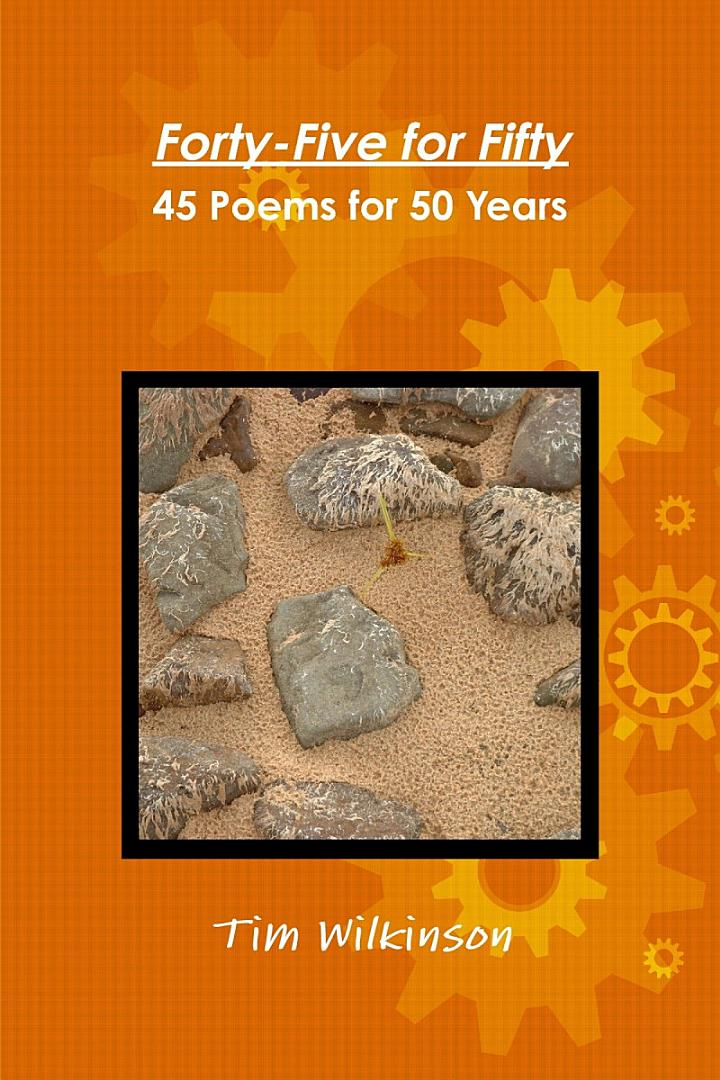 Forty-Five for Fifty - 45 Poems for 50 Years