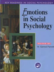 Emotions In Social Psychology Book PDF