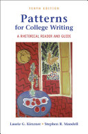 Patterns for College Writing  High School Binding PDF