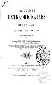 Histoires extraordinaires par Edgar Poe