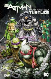 Batman/Teenage Mutant Ninja Turtles Vol. 1: Issues 1-6