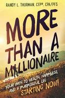More Than A Millionaire Book PDF