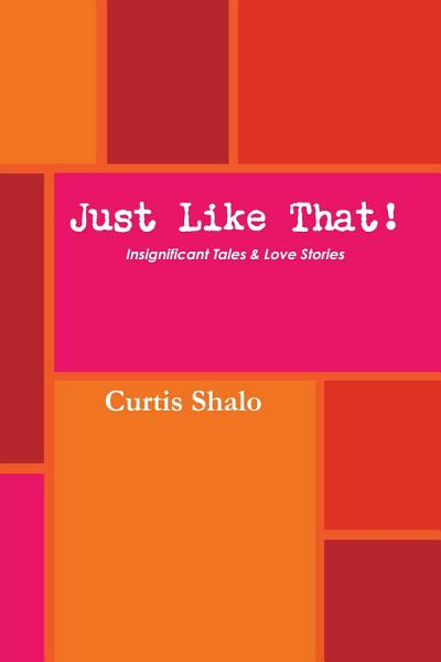 Download Just Like That  Book