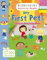 My First Pets Sticker Activity Book PDF