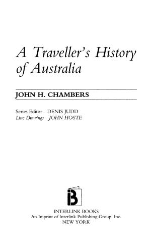A Traveller s History of Australia