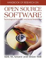 Handbook of Research on Open Source Software: Technological, Economic, and Social Perspectives