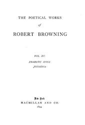 The Poetical Works of Robert Browning: Volume 8