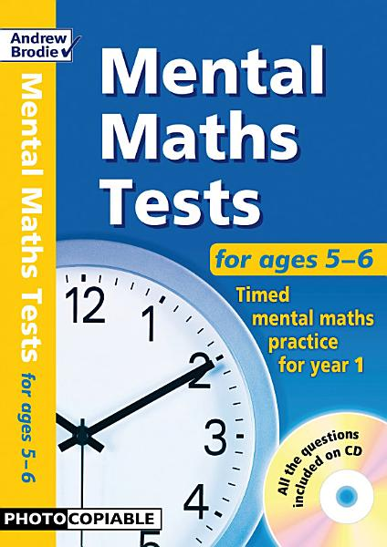Mental Maths Tests for Ages 5 6