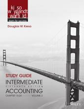 Study Guide to accompany Intermediate Accounting, Volume 2, 15th Edition