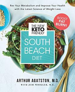 The New Keto Friendly South Beach Diet Book