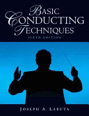 Basic Conducting Techniques Book
