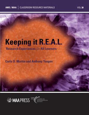 Keeping It R E A L  PDF