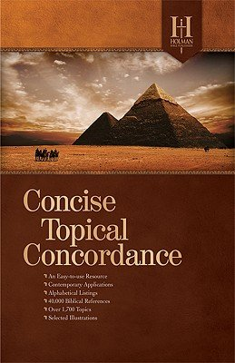 Holman Concise Topical Concordance PDF