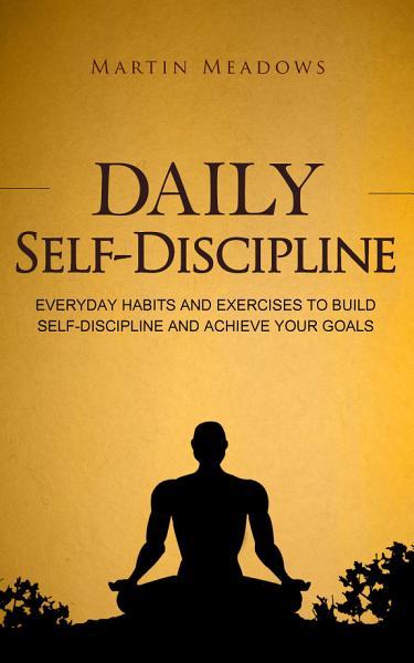 Download Daily Self Discipline Book