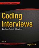Coding Interviews PDF