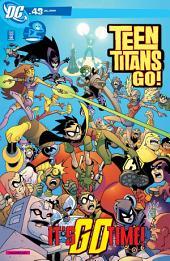 Teen Titans Go! (2003-) #43