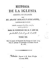 Historia de la Iglesia, 12