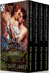 The Double Rider Men's Club Collection, Volume 2 [Box Set 91]